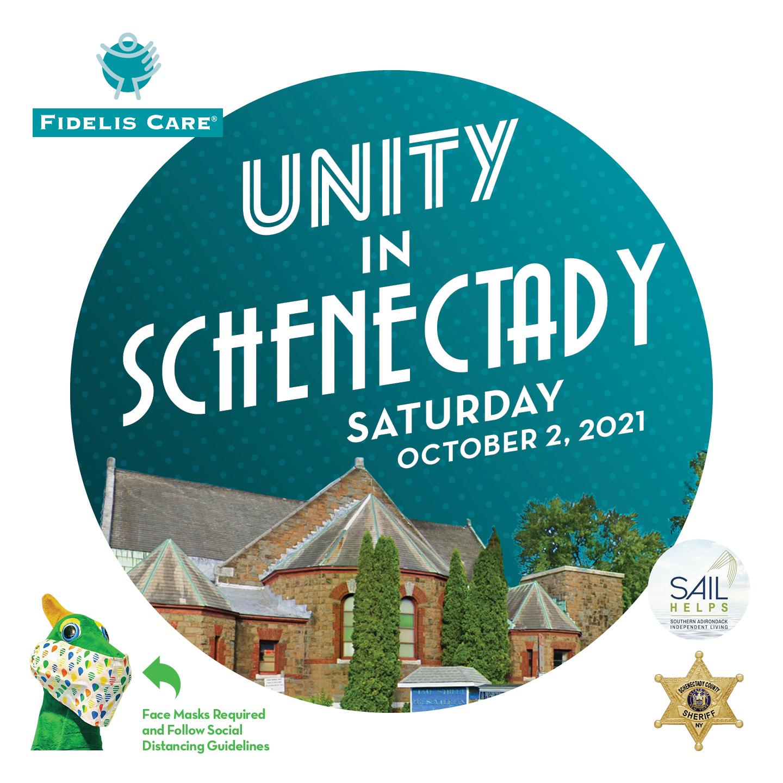 Unity in Schenectady