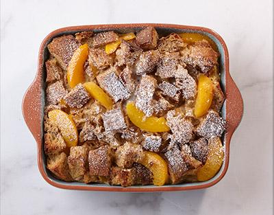 Peach-French-Toast-Bake